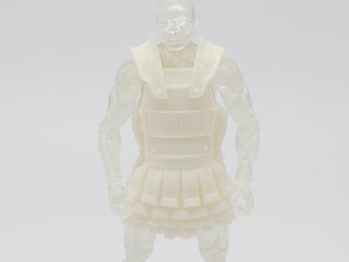 Test Shot - Snow White  Athenian Chest Armor