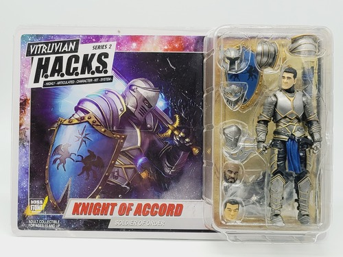Knight of Accord - MOC