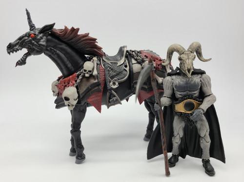 The Grim Reaper's cousin & Derek >>> a Vitruvian Armory Custom