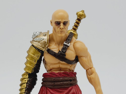 Gladiator : SAUL <<<  a Vitruvian Armory Custom