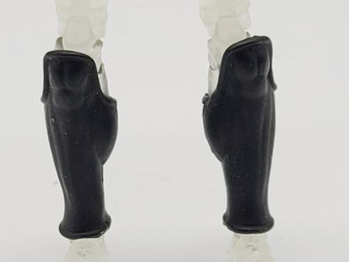 Black Female Leg Armor >  Unreleased