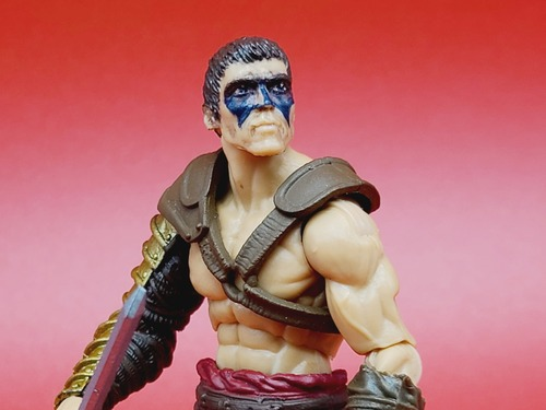 Gladiator : AZUL <<<  a Vitruvian Armory Custom