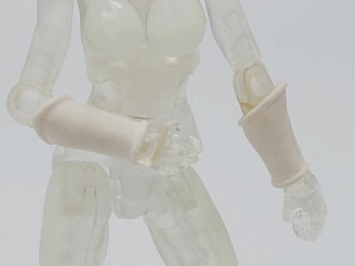 Bright White Amazon Gauntlets  >  Test Shot