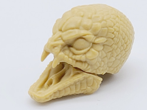 Sunny Wheat Gorgon Head > Test Shot