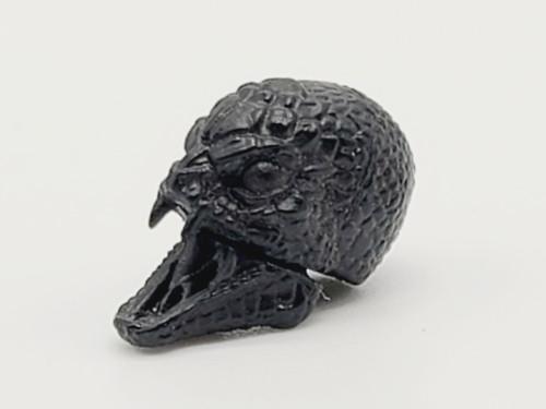 Black Gorgon Head > Test Shot