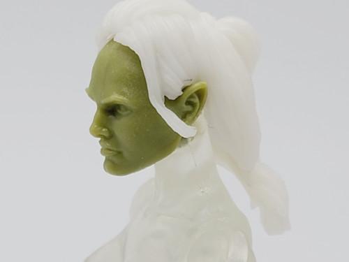 White Elf Hair > Test Shot