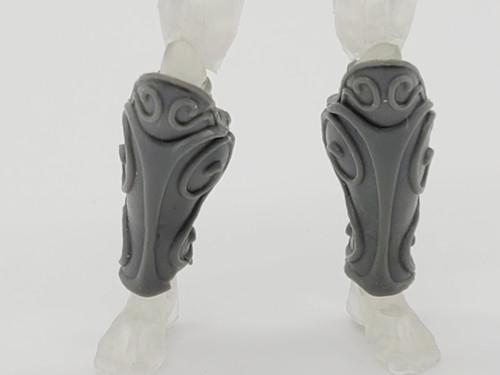 Shadow Gray Myrmidon Leg Armor >  Test Shot