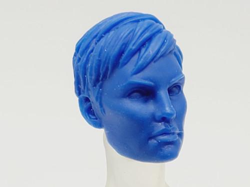 Hero Blue Amazon Head > Test Shot