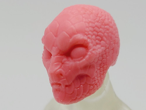 Pink Gorgon Head (closed mouth) > Test Shot
