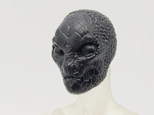 Black Gorgon Head (closed mouth) > Test Shot