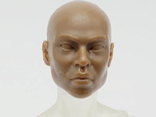 Walnut Brown Stheno head (no hair) > TEST SHOT