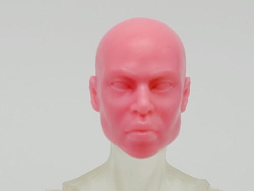 Pink Stheno head (no hair) > TEST SHOT
