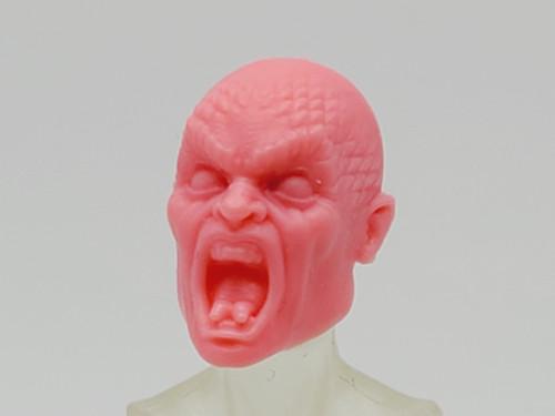 Pink Medusa head (no hair) > TEST SHOT