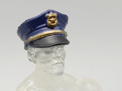 Officer Zed Police Hat