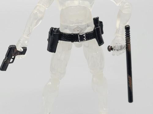 Officer Zed Police Belt with nightstick & gun (dirty)