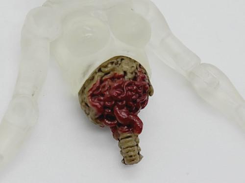 Turnbuckle Biter Severed lower torso