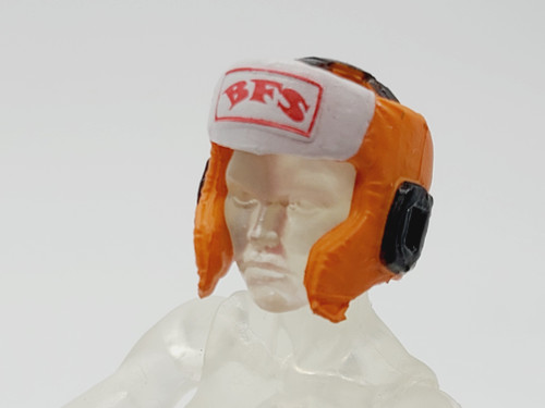 Turnbuckle Biter Boxer Head Gear