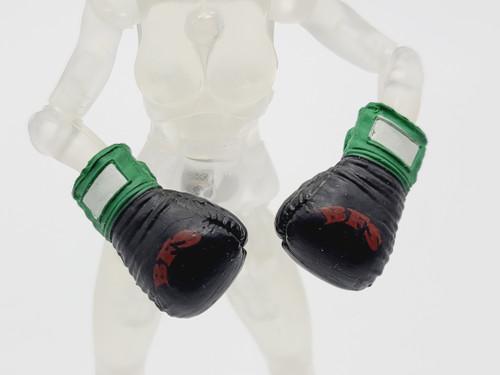 Turnbuckle Biter Boxing Gloves