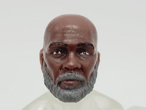 Jean Brothers Miles Bald Head