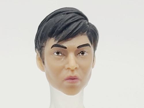 Antonia Avilles Head