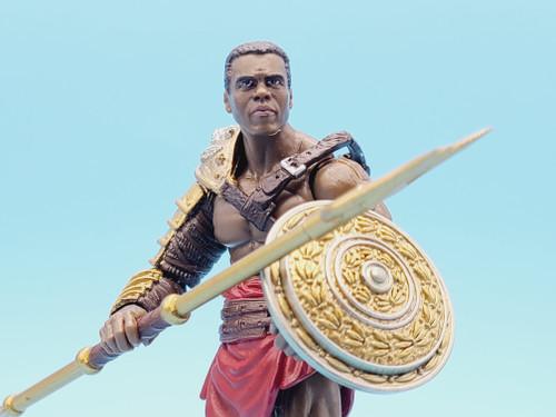 Gladiator : DHAHABU <<<  a Vitruvian Armory Custom