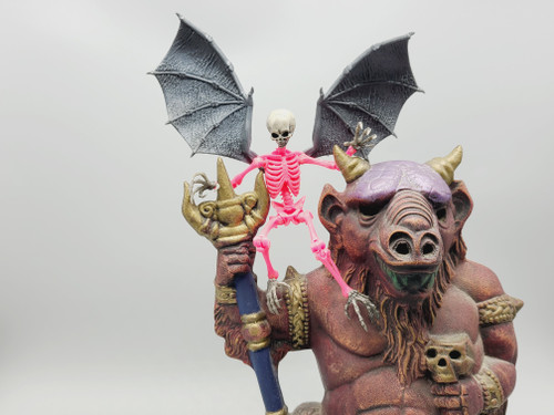 Awful Creepy - Pink Alien <<<  a Vitruvian Armory Custom