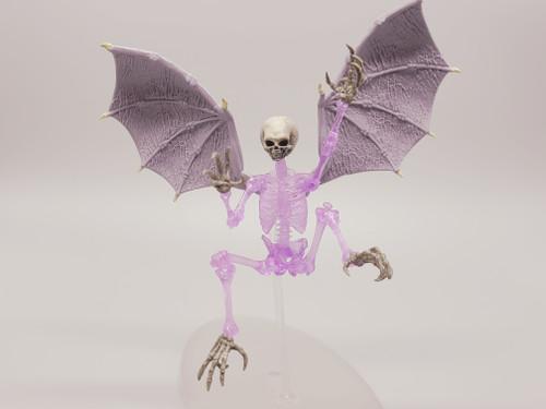 Awful Creepy - Purple Alien <<<  a Vitruvian Armory Custom