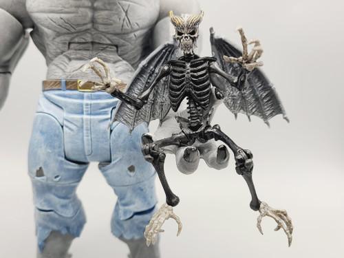 Awful Creepy - Black Demon of Sadness <<<  a Vitruvian Armory Custom