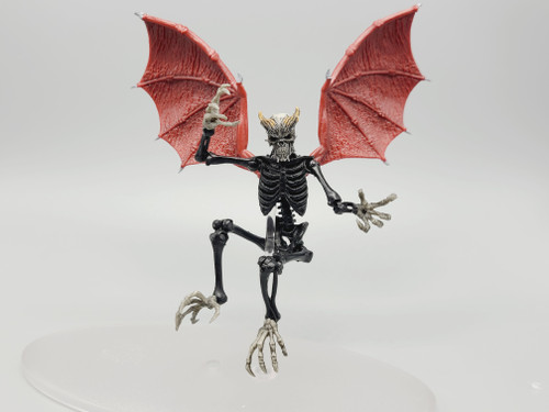 Awful Creepy - Black Demon <<<  a Vitruvian Armory Custom