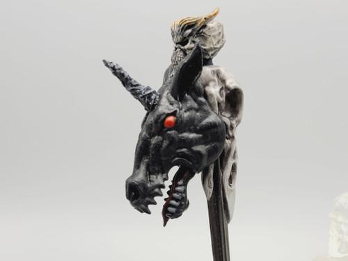 The Staff of Ultimate Evil <<<  a Vitruvian Armory Custom