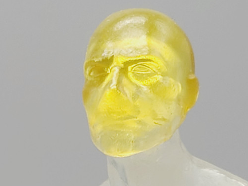 Sun Yellow Male Masked head (Subscription Box Exclusive)