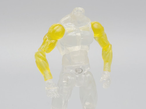 Sun Yellow Male Arms (Subscription Box Exclusive)