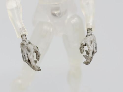 Magenta Ladies Vertical Hands