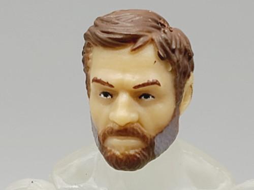 Alex Nikolaidis Bearded Head