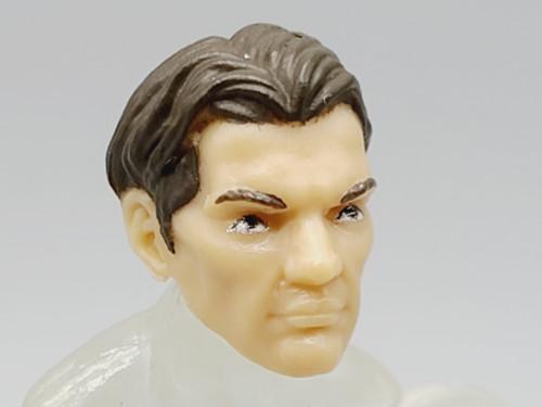 Alex Nikolaidis Clean Head