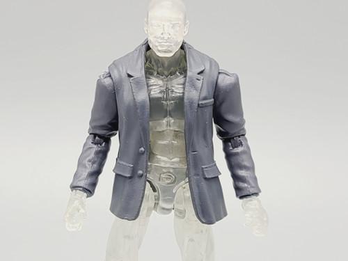Alex Nikolaidis Grey Jacket