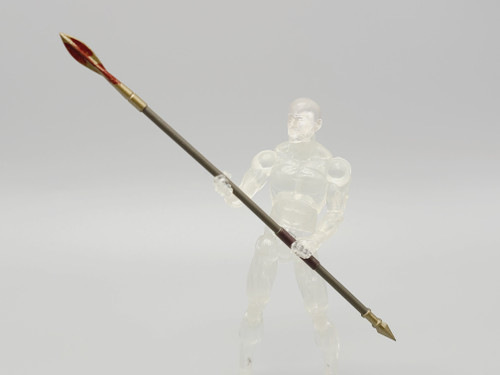 Alex Nikolaidis Spear (bloody)