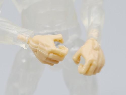 Alex Nikolaidis Horizontal Hands