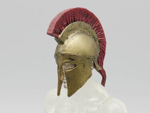 Alex Nikolaidis Spartan Helmet (weathered)