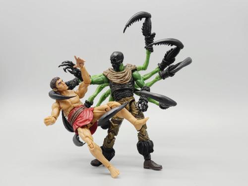 Curse of The Arachnid : ARCANUM  >>> a Vitruvian Armory Custom