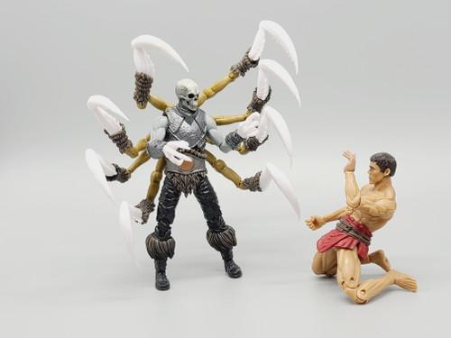 Curse of The Arachnid : FAUSTUS  >>> a Vitruvian Armory Custom