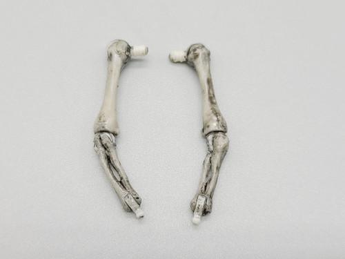 Warrior Skeleton Weathered Arms