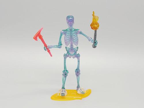 Spooky Skeleton (orange) - a Vitruvian Armory Custom