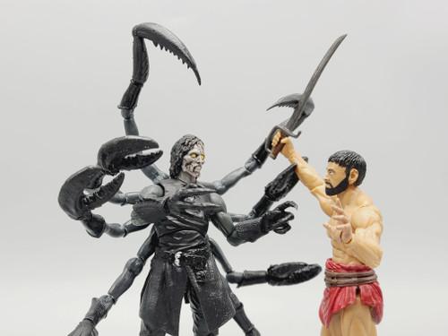 Curse of The Arachnid : SCORPIUS  >>> a Vitruvian Armory Custom