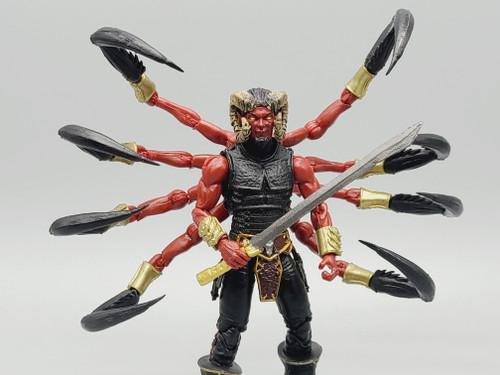 Curse of The Arachnid : GORMORY  >>> a Vitruvian Armory Custom