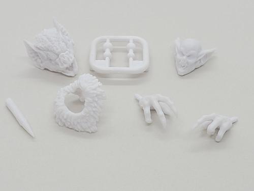 Vampire Mini Kit Set (White)