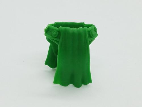 Tezcatlipoca (Aztec) skirt (Green)