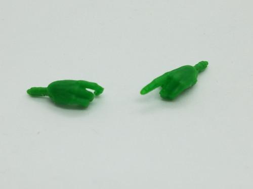 Alien hands (Green)