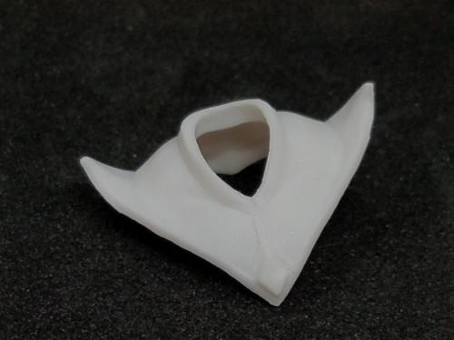 Alien collar (White)