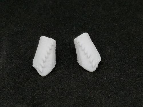 Mantis Cuffs (White)